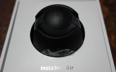 是直播利器也是360°相機&攝影機-Insta 360 Air