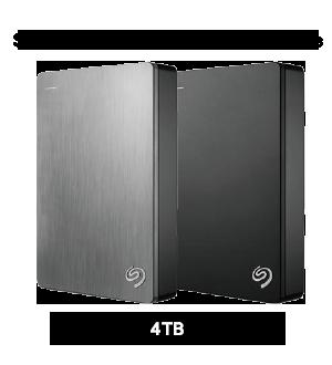 Seagate 2.5吋 行動硬碟BackupPlus
