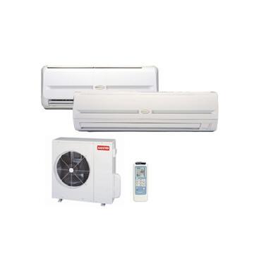 三洋1大1小分離空調(SAPE567A/SAPE287A)(SAP-C28567A(室外機))
