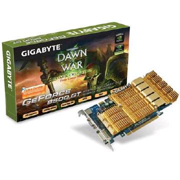 業界最佳256MB GDDR2顯示記憶體技嘉GV-NX85T256H顯示卡                  (GV-NX85T256H)