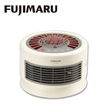 FUJIMARU 夜燈陶瓷電暖器