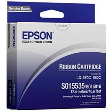 EPSON LQ-670(C)/680(C) 專用原廠色帶
