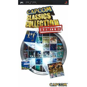 PSP-Capcom遊戲精典合集