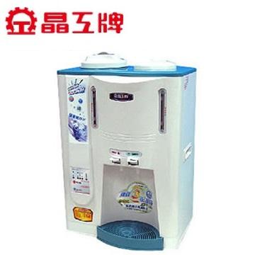晶工牌10.5L溫熱開飲機<br>JD-3677