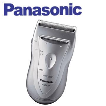Panasonic 電池式刮鬍刀 ES-3833-S(ES-3833-S)