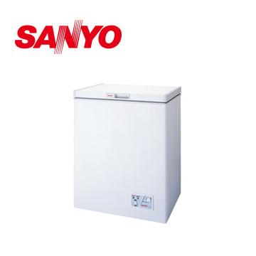 三洋96公升冷凍櫃SCF96K