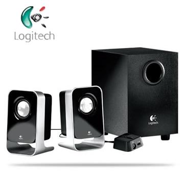 羅技 LS21 2.1立體聲喇叭【福利品】(980-000060)
