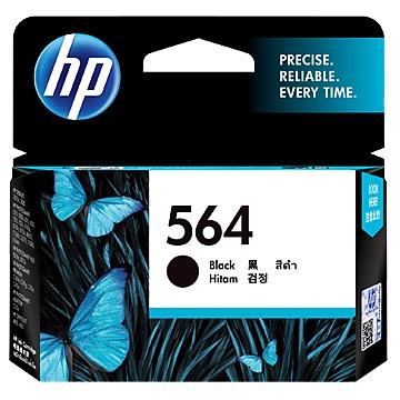 HP 564號黑色墨水匣