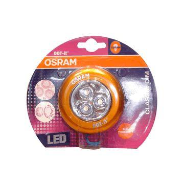 歐司朗 LED隨身燈調光型(紅)