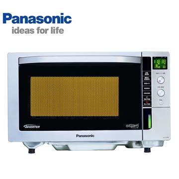 [展示福利品]27公升-Panasonic蒸氣變頻微波爐NN-CS598
