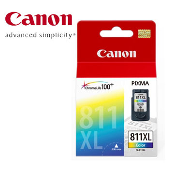 CANON CL-811XL 高容量 彩色墨水匣