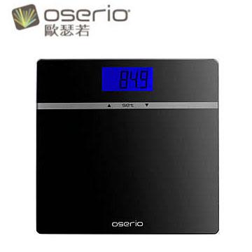 4組使用者模式oserio多功能體重計MES-210