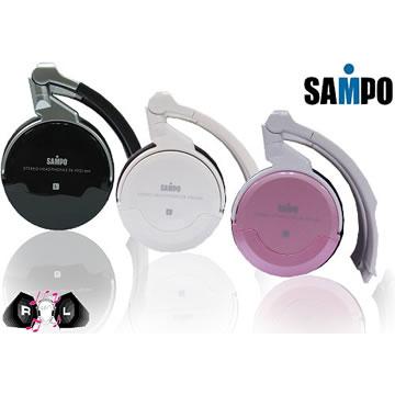 聲寶頭戴式摺疊耳機EK-Y951MH