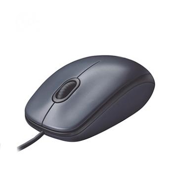 羅技M90有線滑鼠-USB