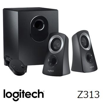 羅技Z313 2.1聲道多媒體喇叭
