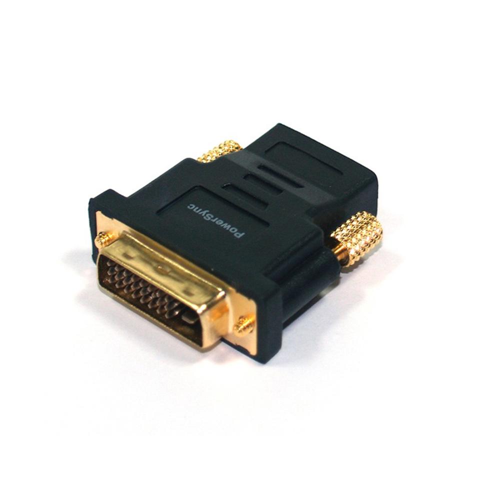 群加 DVI轉VGA 轉接頭