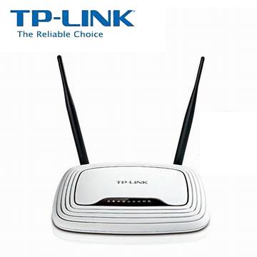 TP-LINK 300M 11N無線寬頻分享器