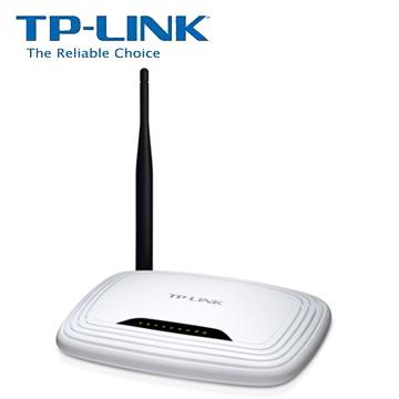 TP-LINK 150M 11N 無線寬頻分享器TL-WR740N(TL-WR740N)