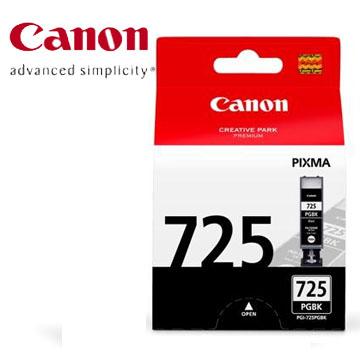 CANON 725 黑色墨水匣