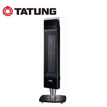 大同鏡面陶瓷遙控電暖器 TSH-C1300P