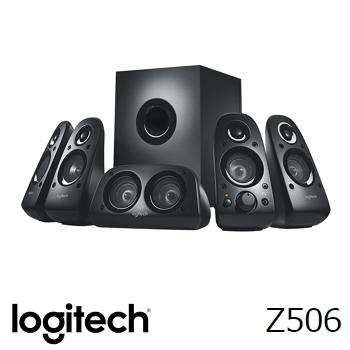 羅技 Z506 5.1 聲道 音箱系統(980-000459)