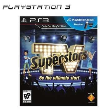 PS3-電視超級偶像 (move)