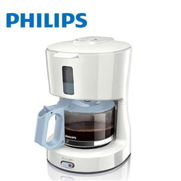 飛利浦0.6L美式滴漏咖啡機