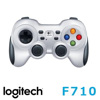 羅技 無線遊戲控制器F710