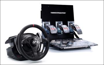 PS3-GT5 方向盤(T500RS)PS3-GT5週邊(PS3-GT5週邊)