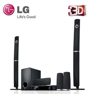 [福利品] LG 3D網路藍光家庭劇院  HB806PE