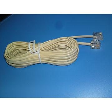 MIPA 美式4芯電話連接線CY-TA029