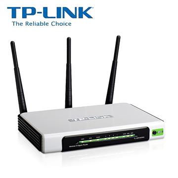 TP-LINK 300M無線寬頻分享器(TL-WR1043ND)