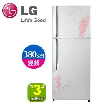[福利品] LG 380公升雙門線性變頻冰箱