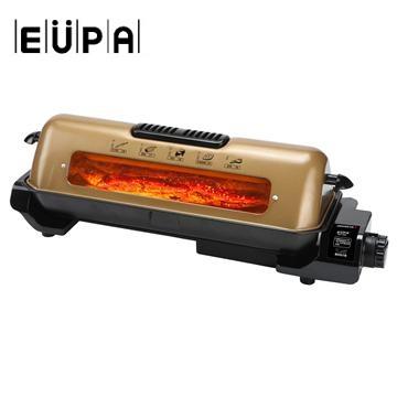 [展示福利品]EUPA多功能烤魚器