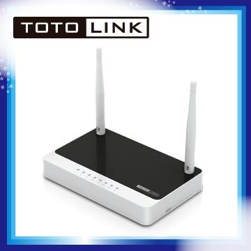 TOTO-LINK 300Mbps無線寬頻分享器(N300RA)