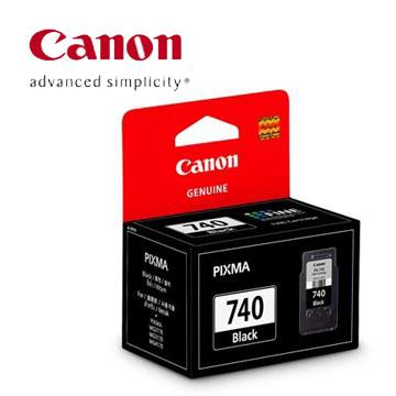 CANON 740 黑色墨水匣