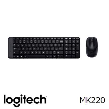 【燦坤限定】羅技無線鍵盤滑鼠組