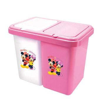 米妮米奇分類收納桶