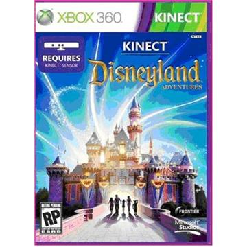 XBOX360 Kinect 迪士尼大冒險 中文版