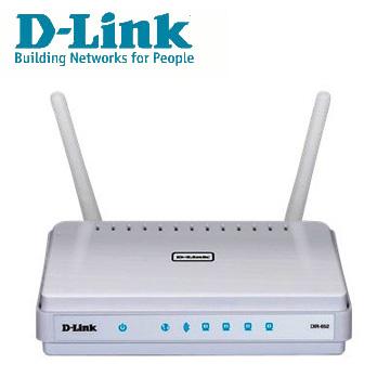 D-Link 11N Giga無線分享器 DIR-652