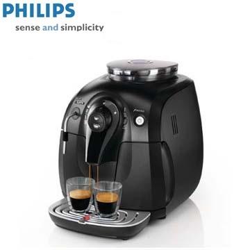 飛利浦Saeco黑爵義式咖啡機