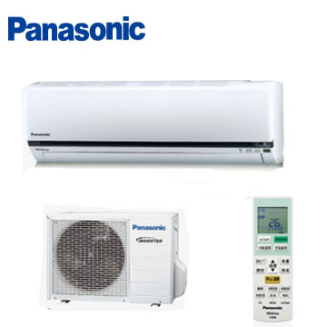 Panasonic ECO NAVI一對一變頻冷暖空調CS-J25A2