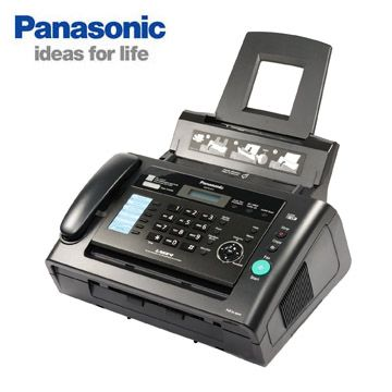 Panasonic高速雷射普通紙傳真機KX-FL421