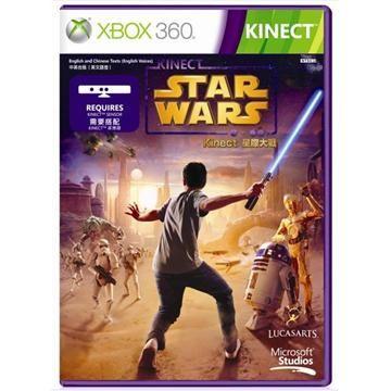 XBOX360 Kinect 星際大戰