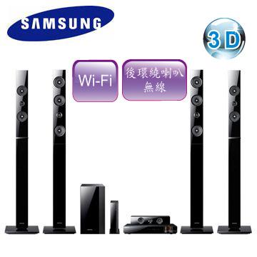 [福利品] SAMSUNG 3D藍光真空管家庭劇院  HT-E6750W/ZW