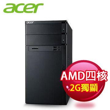宏碁(acer) 四核2G獨顯主機(M1470-V A8-5500)