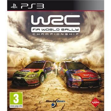 PS3-WRC 世界越野冠軍賽
