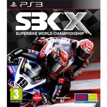 PS3-SBK X 世界超級摩托車錦標賽