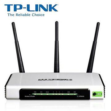 TP-LINK 300Mbps N速無線基地台