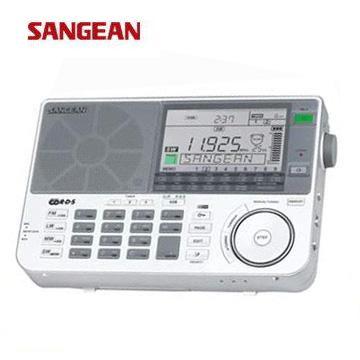 SANGEAN 全波段專業化數位型收音機 ATS-909X